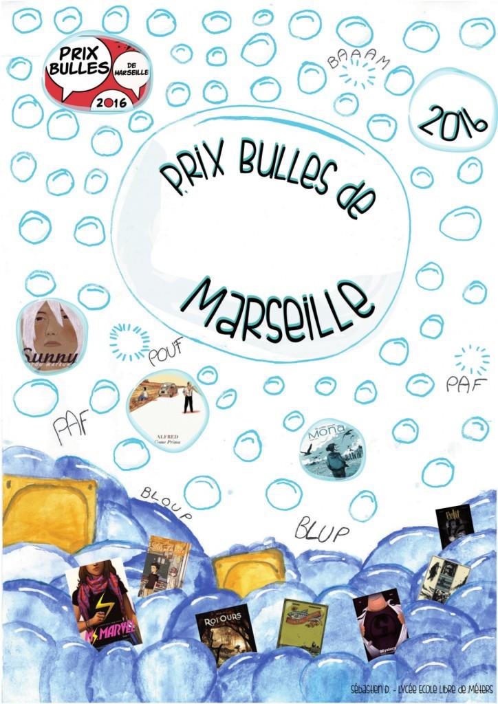 affiche de Sébastien - École Libre des Métiers