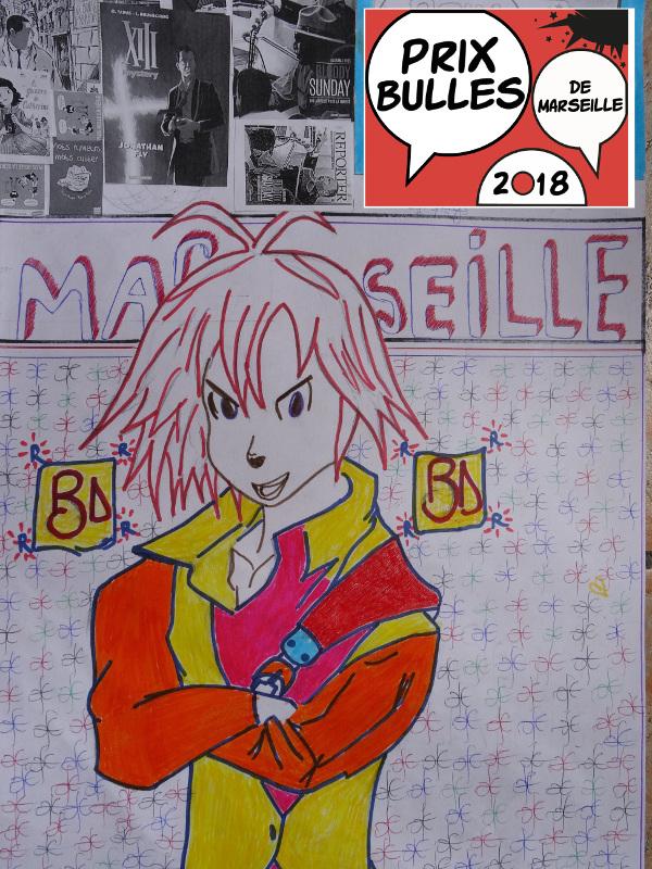 Concours affiche IZZO 2018 – Manga 2