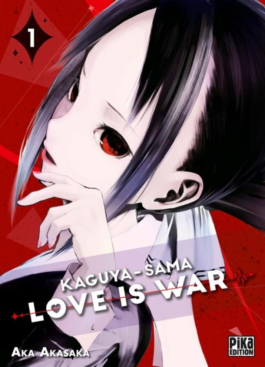 Kaguya-Sama – Love is war