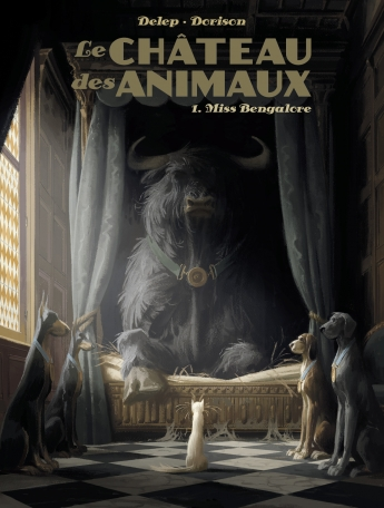 Le Château des animaux, tome 1 : Miss Bengalore